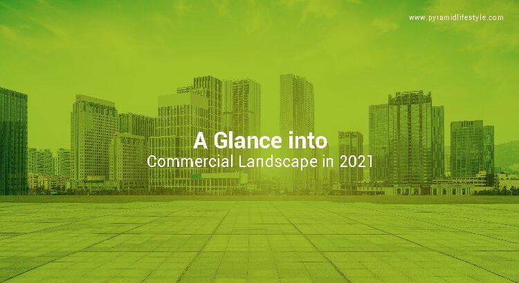 A Glance into Commercial Landscape in 2021