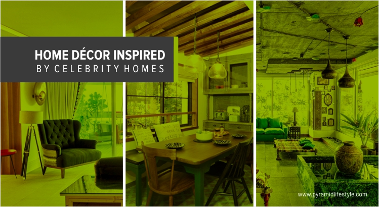 Home Décor Inspired by Celebrity Homes